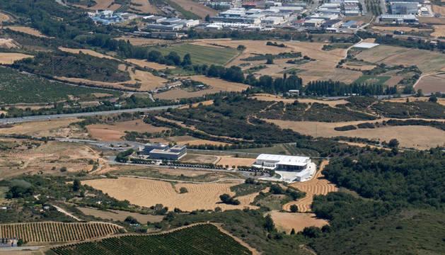 Después de la compra, el Gobierno de Navarra invertirá 2,5 millones en reactivar el polígono.