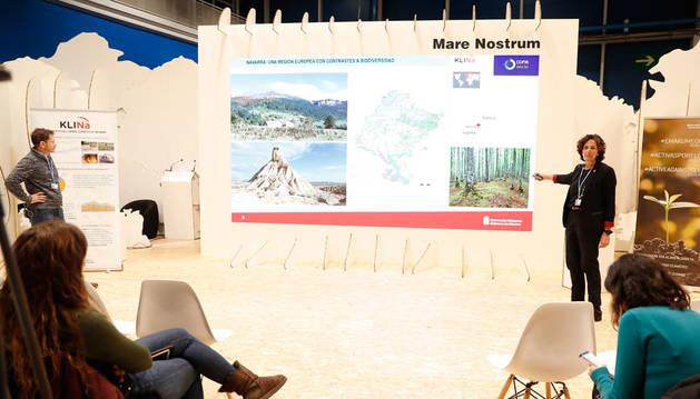 Navarra ratifica en la COP 25 su aportación al compromiso frente al cambio climático