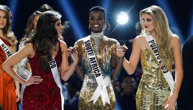 La sudafricana Zozibini Tunzi, proclamada Miss Universo 2019