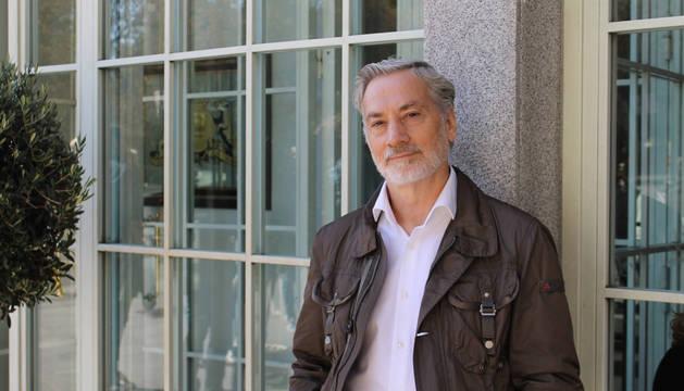 El madrileño Luis Castellanos, de 64 años, ha escrito tres libros.