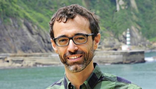 El escritor Ibon Martín se suma al listado de invitados del festival Pamplona Negra