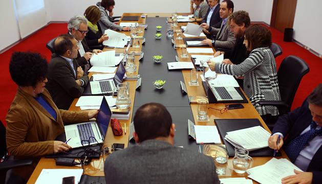 Las propuestas fiscales para Navarra de los grupos políticos
