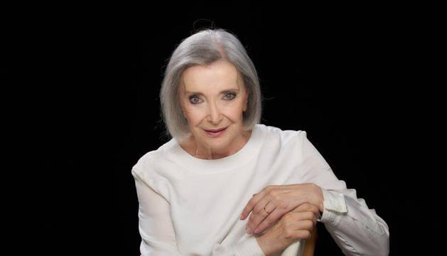 Foto de la actriz Nuria Espert.