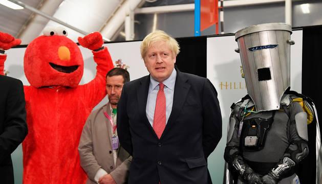 Boris Jonhson consigue la mayoría absoluta para sacar adelante el 'brexit'