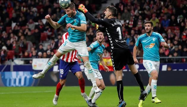 Galería de fotos del partido disputado en el Wanda este sábado, 14 de diciembre, correspondiente a la 17ª jornada de LaLiga Santander.