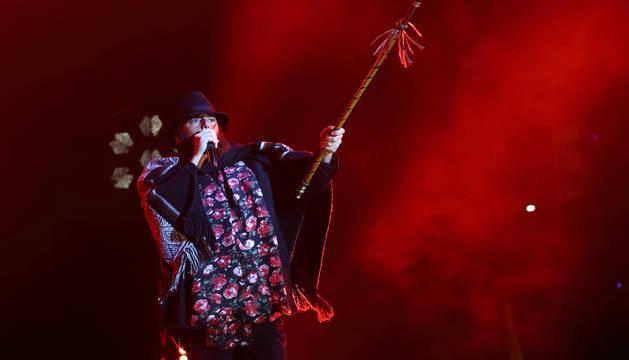 Marea de rock en el Navarra Arena