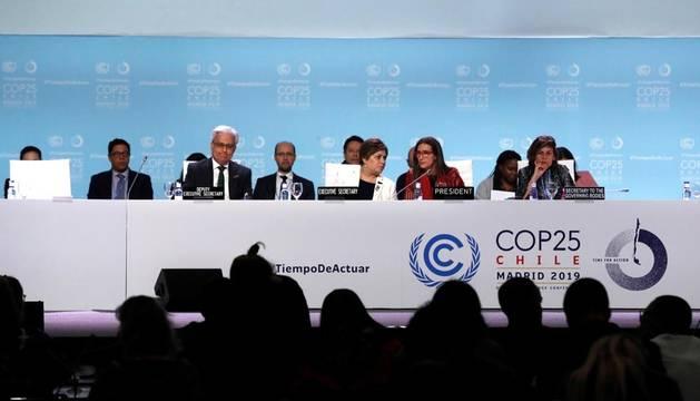 Acuerdo en la Cumbre del Clima para ser