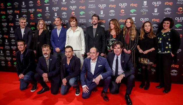 Fiesta de Nominados de la 34ª edición de los Premios Goya