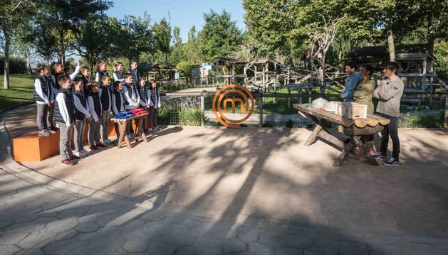 Foto de los concursantes de Masterchef Junior 7 en Sendaviva