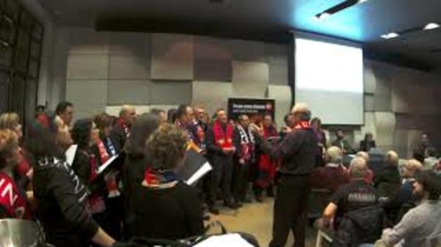 Propuesta de himno para el centenario de Osasuna