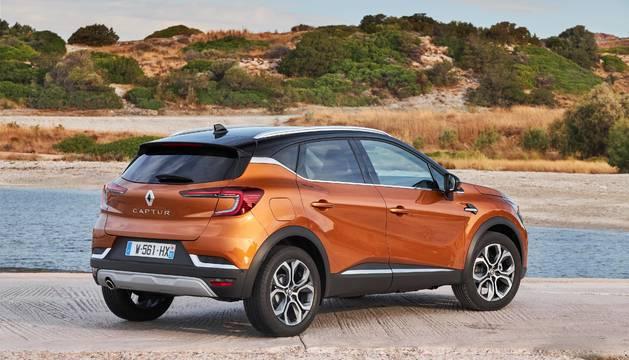 Fotos Renault Captur: novedades y prueba