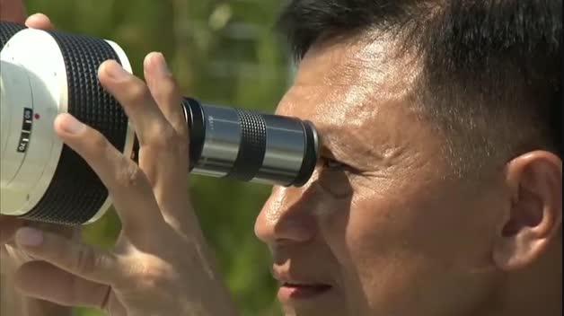 Así ha sido el último eclipse solar de la década