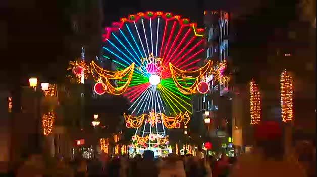 El New York Times critica el gasto de las luces navideñas de Vigo