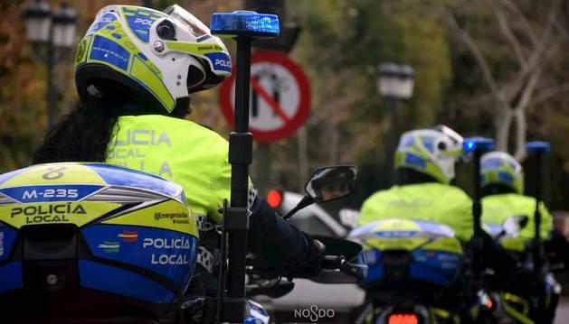 Imagen de la policía local de Sevilla.