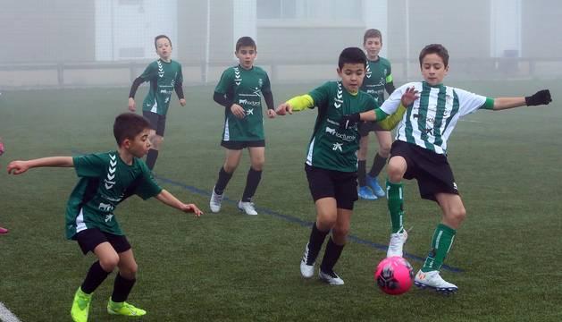 Fotos Torneo Interescolar Osasuna 2019-20: partidos del domingo 29 de diciembre