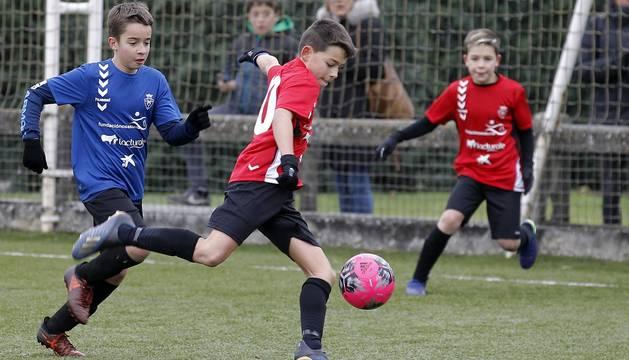 Fotos Torneo Interescolar Osasuna 2019-20: partidos del lunes 30 de diciembre
