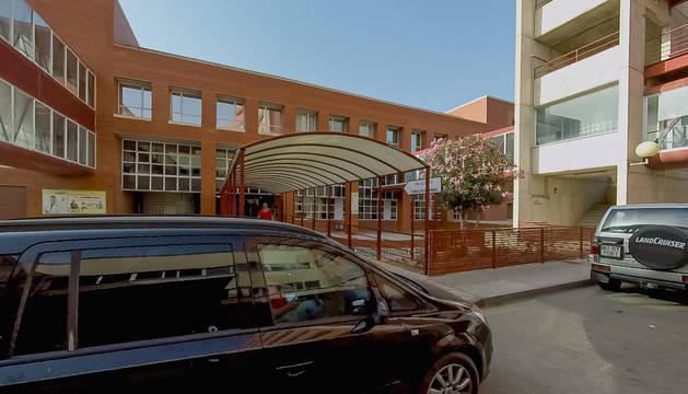 Hospital Virgen de la Arrixaca.
