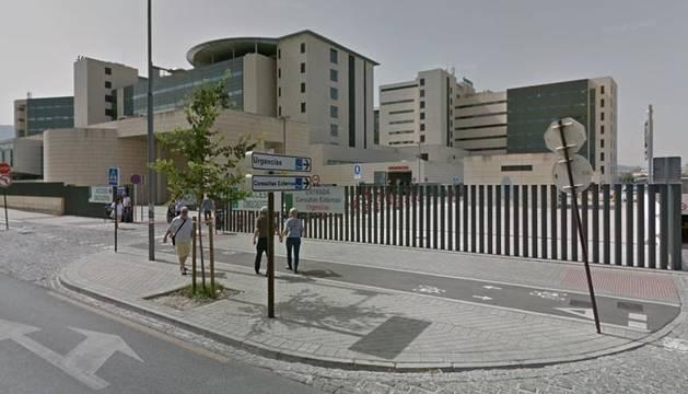 Hospital del Parque Tecnológico de la Salud de Granada.