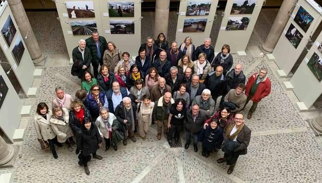 Imagen de los asistentes a la celebración del 10º aniversario del programa UNED Sapientia.