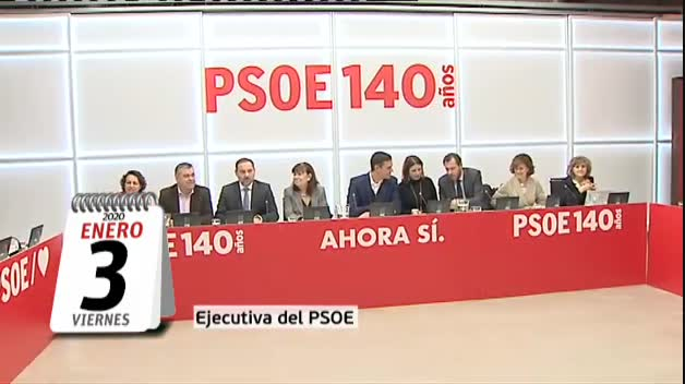 PSOE y Podemos crean un comité de control para vigilar que se cumple su pacto de gobierno