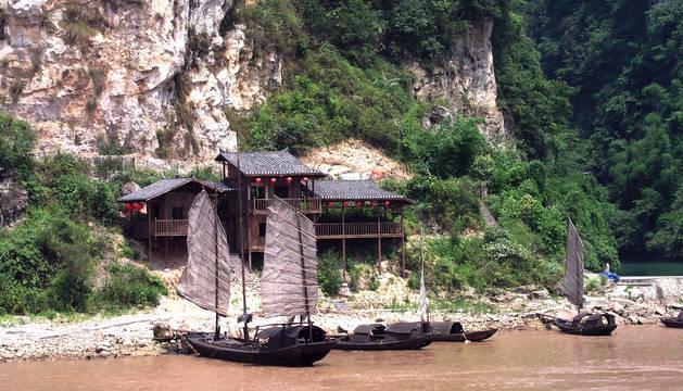 Río Yangtsé.