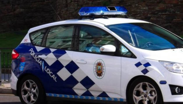 foto de Coche de la Policía Local de Lugo