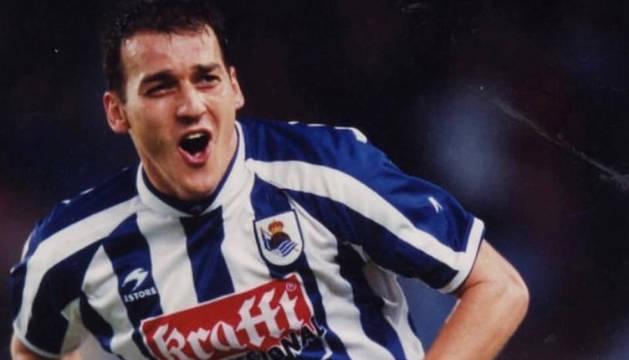 Darko Kovacevic, exfutbolista de la Real Sociedad.