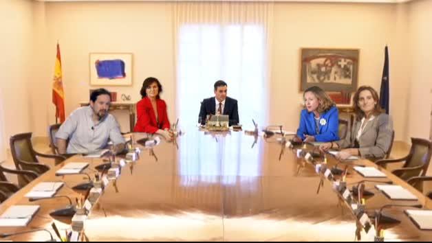 Cuatro vicepresidencias para Sánchez, tres de ellas, ocupadas por mujeres