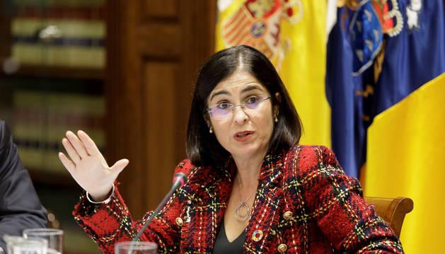 La consejera canaria Carolina Darias será ministra de Política Territorial