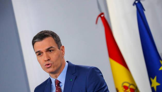 foto de  El presidente del Gobierno, Pedro Sánchez