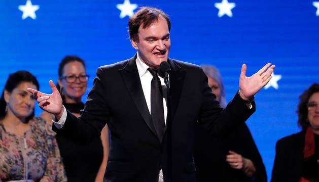 foto de 'Érase una vez en... Hollywood' de Quentin Tarantino se llevó el galardón a la mejor película.