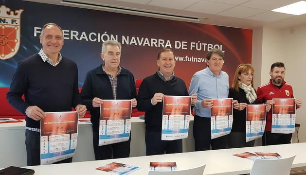 foto de Presentación del Campeonato de España de Selecciones Autonómicas de Fútbol sala Sub 16 y Sub 19