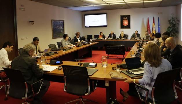 foto de Comisión de Educación del Parlamento de Navarra