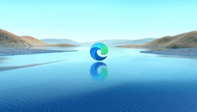 foto de Imagen promocional del navegador Edge Chromium, de Microsoft.
