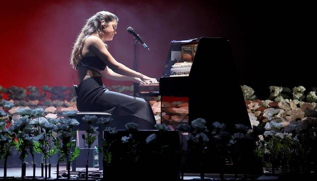 Concierto de Amaia en Madrid