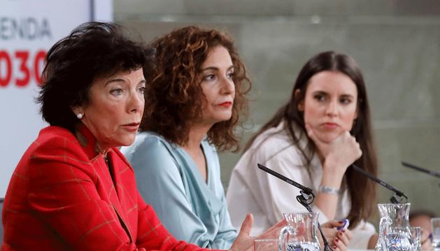 El Gobierno remite a Murcia un requerimiento para que elimine el 'pin parental'