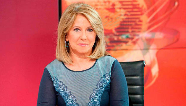 La periodista de TVE Alicia Gómez Montano.