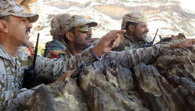 Al menos 70 los militares yemeníes muertos en un ataque al cuartel de Marib