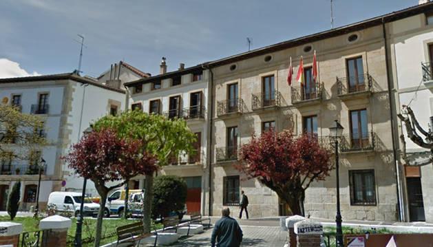 Foto del Ayuntamiento de Alsasua