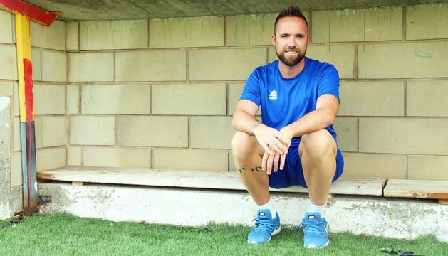 El entrenador Rafa Bericat, en una entrevista anterior.