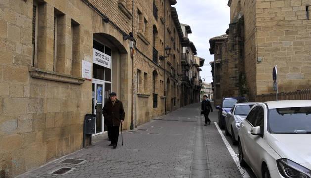 La calle San Pedro es una de las que pasa a regirse igual que las demás del casco viejo.