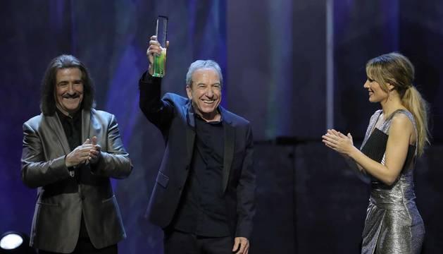Todas las fotos de los I Premios Odeón, celebrados este lunes 20 de enero en el Teatro Real