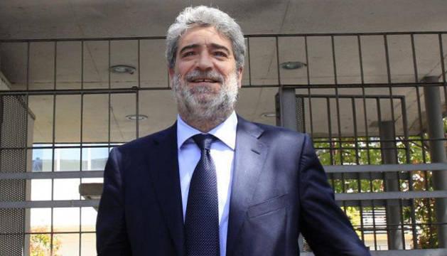 foto de Miguel Ángel Rodríguez, jefe de gabinetes deIsabel Díaz Ayuso