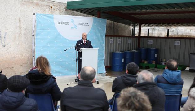 El Gobierno financia con 92.000 euros el nuevo punto limpio de Sartaguda
