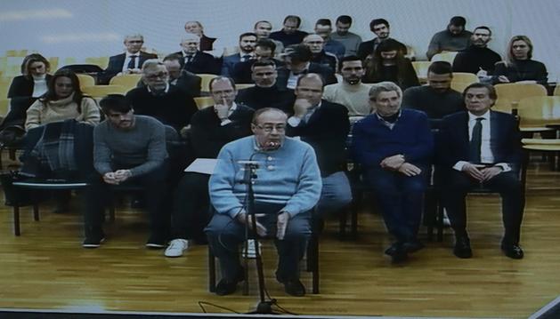 En directo: Ángel Vizcay reconoce pagos a otros equipos para amañar partidos