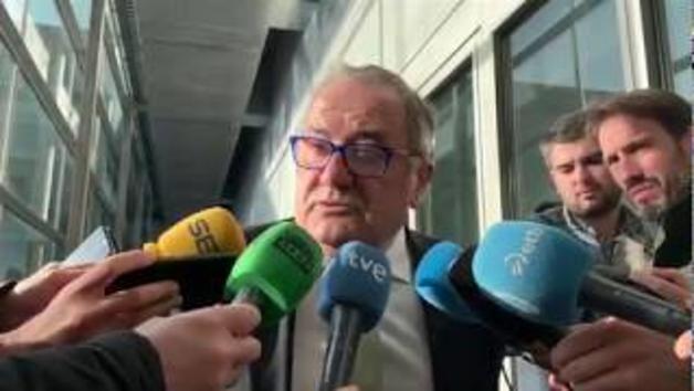 Declaraciones de Luis Sabalza sobre el 'caso Osasuna'
