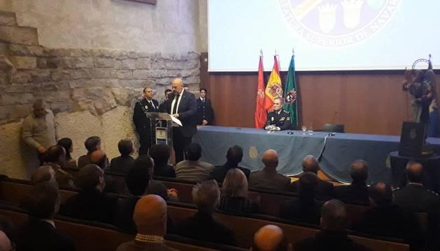 Policía Nacional celebra sus 196 años reconociendo a 12 policías jubilados