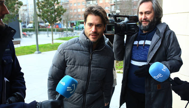Maquirriain dice que llevó 400.000 euros a Sevilla pero