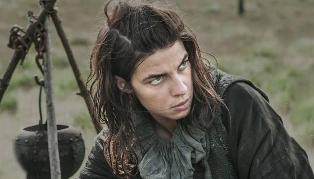 Natalia Tena, Osha en 'Juego de Tronos'.