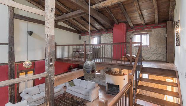 Casa Palaciega del siglo XVII en Larraona